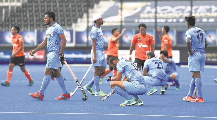 World Hockey League Semifinals, India Vs Canada Fixtures, India Vs Canada Hockey Match, India Vs Canada Score, International Hockey Federation, Hockey News, Sports News, Indian Express Sports News