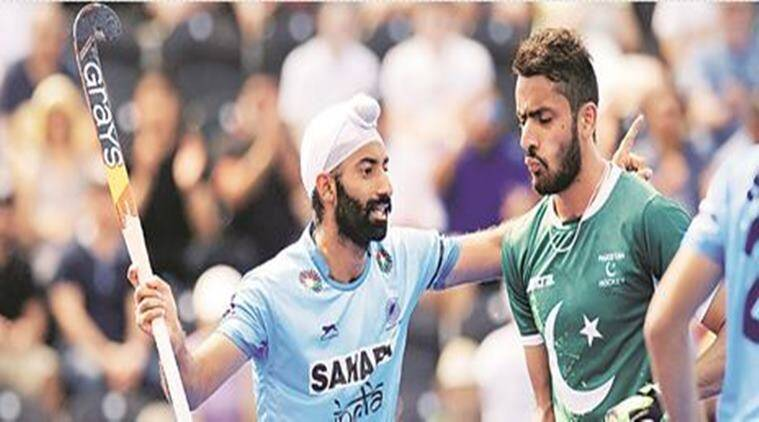 Hockey World League Semifinals, India Pakistan Hockey Match, India Vs Pakistan Hockey, Indian Express Sports News