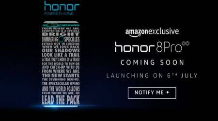 Honor 8 Pro coming to India on July 6, will be Amazon exclusive