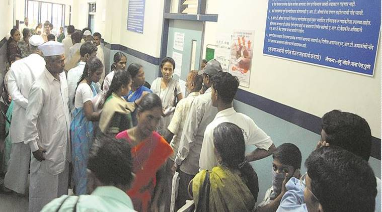 Pune Hospitals and insurers' impasse, Pune hospitals cashless treatment, Pune Private hospitals, Pune News, Indian Express News