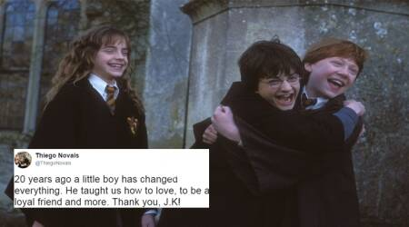 Harry Potter turns 20: Twitterati thank JK Rowling for the experience