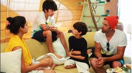 Hrithik Roshan reveals how his sons bribe him with food to hide their mischief. See photo