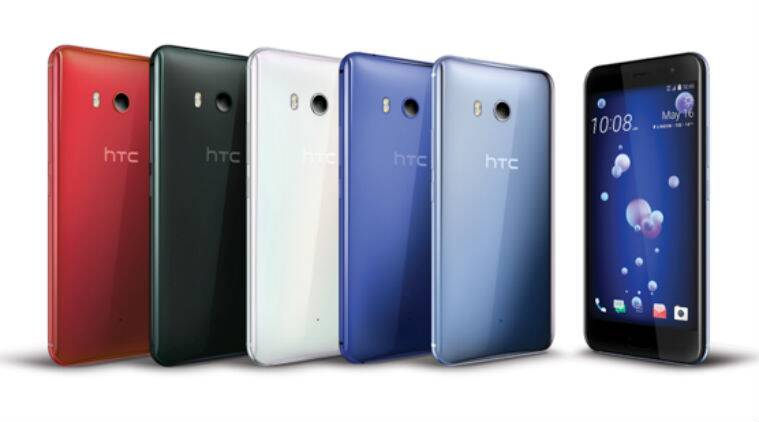 HTC, HTC U 11, HTC U 11 launch in India, HTC U 11 price in India