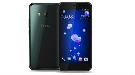 HTC U11 'Squeezable phone' launched at Rs 51,990: Specifications, sale date and more