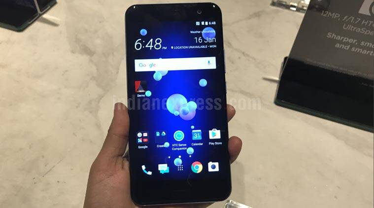 HTC U11, HTC U11 Price, HTC U11 Price in India, HTC U11 specs, HTC U11 features, HTC U11 vs Samsung Galaxy S8+, HTC U11 vs Galaxy S8, HTC U11 vs Sony Xperia XZ Premium, mobiles, smartphones