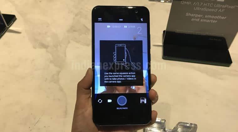 HTC U11, HTC U11 Price, HTC U11 Price in India, HTC U11 specs, HTC U11 features, HTC U11 vs Samsung Galaxy S8+, HTC U11 vs Galaxy S8, HTC U11 vs Sony Xperia XZ Premium, mobiles, smartphones