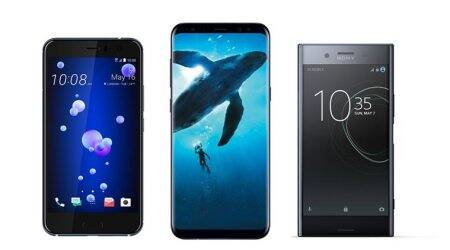 HTC U11 vs Samsung Galaxy S8+ vs Sony Xperia XZ Premium: Battle of flagships