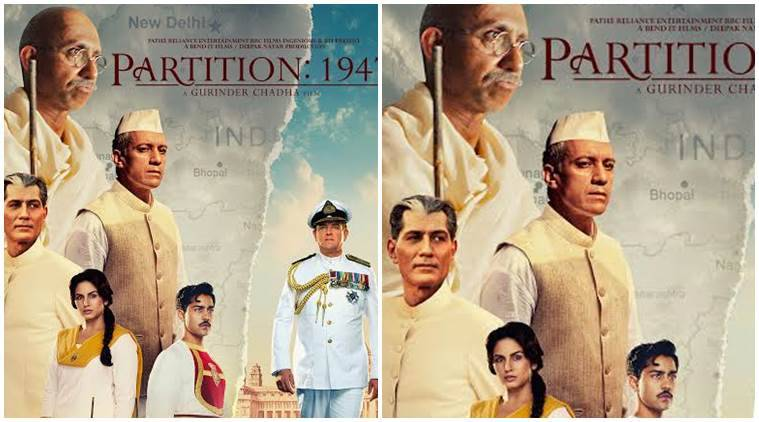 Partition: 1947, Om Puri, Huma Qureshi, Huma Qureshi film, Om Puri film, Partition: 1947 cast, Partition: 1947 film