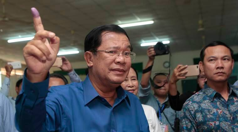 Hun Sen, Cambodia, Cambodia elections, Cambodia opposition, the situation room, rights probe