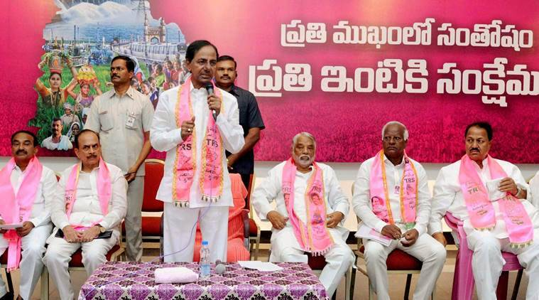 Telangana, K Chandrasekhar Rao, Telangana formation day, KCR, Telangana KCR, CM KCR,  Telangana women welfare, latest news, latest india news, indian express