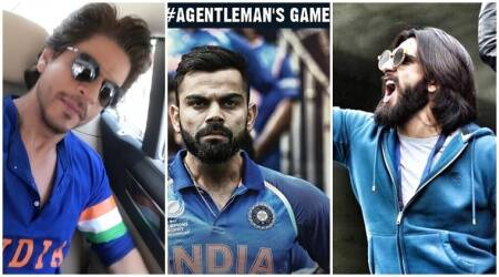 India vs Pakistan Champions Trophy 2017 final: Ranveer Singh, Sidharth Malhotra, Shah Rukh Khan and others cheer for team India