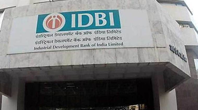 IDBI Bank, Quarterly results, financial year 2017-18, business news, India news, industrial bank, Indian Express