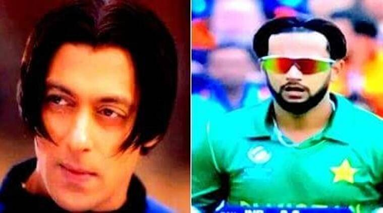 India vs Pakistan, icc champions trophy, imad wasim, twitter reactions, indian express, indian express news