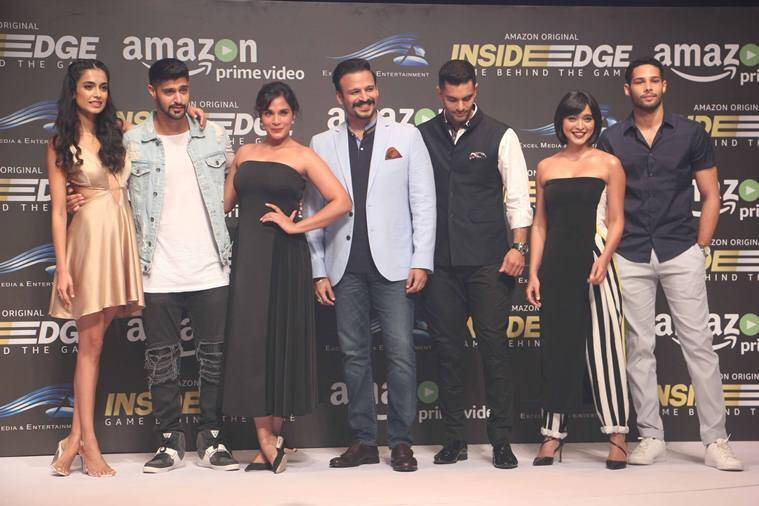 Inside Edge actor Richa Chadha on playing a role inspired by Preity Zinta:  Comparisons are natural | Entertainment News,The Indian Express
