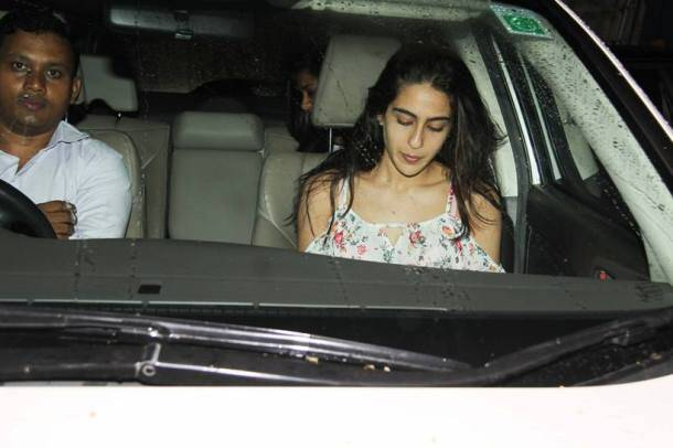 Sara Ali Khan, Sara Ali Khan images, Sara Ali Khan photos, Jhanvi Kapoor, sridevi, Sara Ali Khan film, Sara Ali Khan pictures