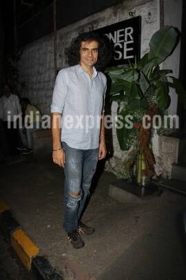 Imtiaz Ali, Imtiaz Ali birthday, imtiaz ali birthday bash, imtiaz birthday bash pics
