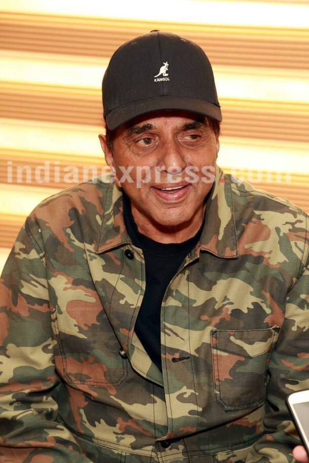Dharmendra, Dharmendra films, Dharmendra new film, Dharmendra photos, Dharmendra images, Dream Catcher, bollywood, indian express