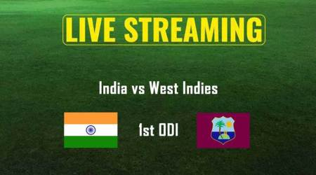 India vs West Indies 1st ODI, Live Online Streaming: When and where to watch the match, live TV coverage, time in IST