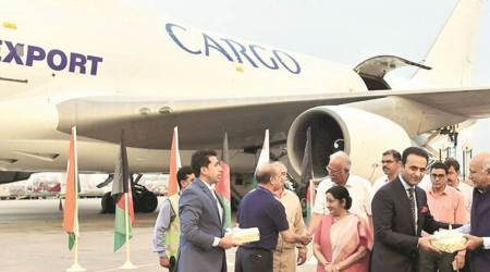 Delhi, Kabul start air freight corridor to bypass Pakistan block