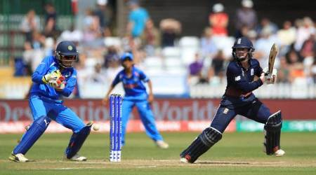 India vs England, ICC Women's World Cup 2017: India beat England by 35 runs
