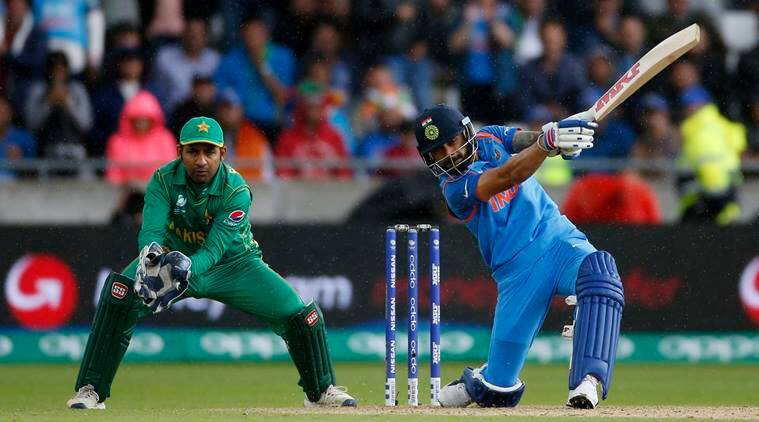 india vs pakistan, champions trophy, twitter