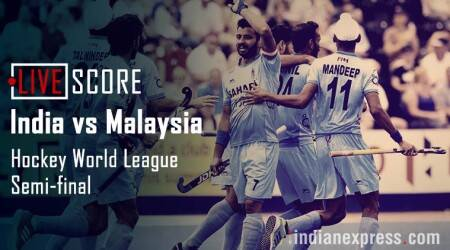 India vs Malaysia, Hockey World League Semi-final: India lose 2-3 Malaysia