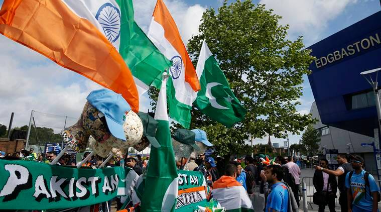 india vs pakistan, ind vs pak, india vs pakistan twitter, icc champions trophy 2017, india vs pakistan champions trophy, cricket news, cricket, sports news, indian express