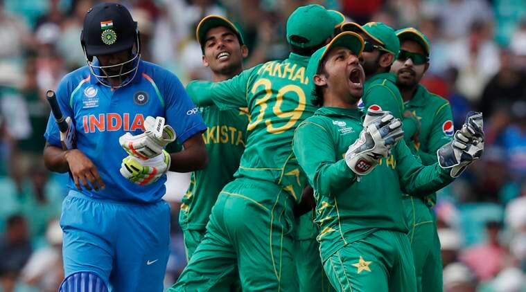 India vs Pakistan, ICC Champions Trophy 2017, Indian Express