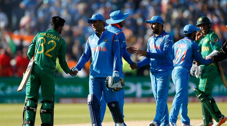 India vs Pakistan, Pakista, ICC Champions Trophy 2017
