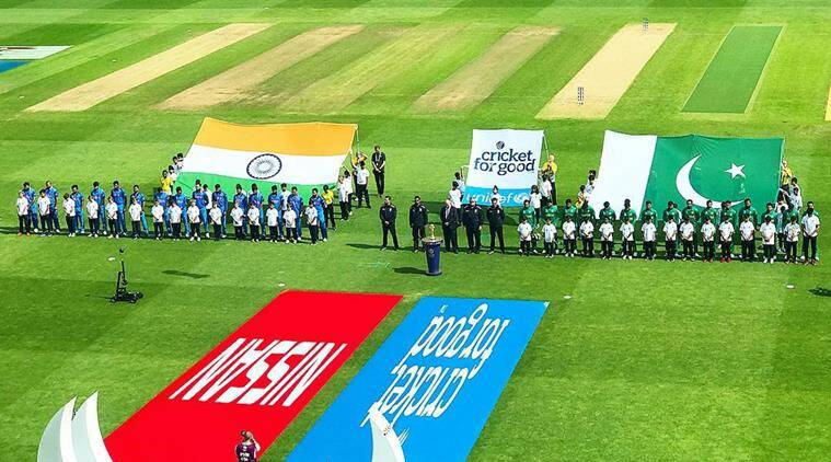 India vs Pakistan, ICC Champions Trophy 2017