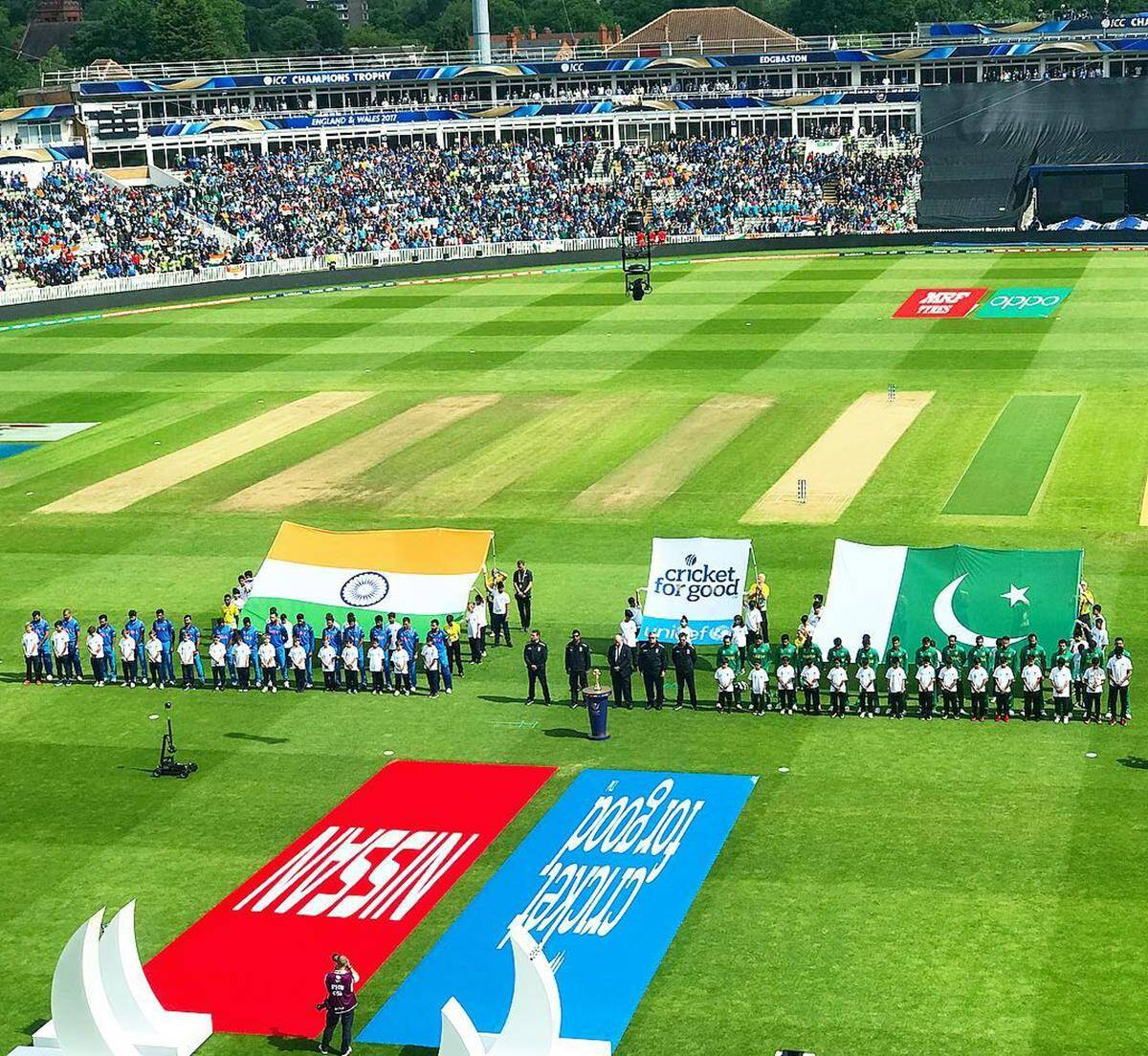 India vs Pakistan at ICC World Cup 2019: Who said what on