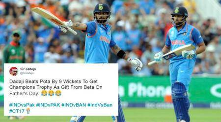 India vs Bangladesh: As India storms into final with Pakistan, Twitterati can't keep calm