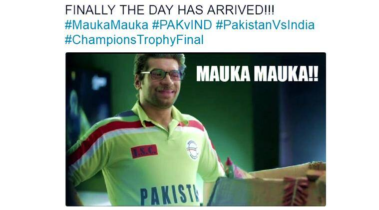 icc champions trophy final, india, pakistan, twitter, pakistan twitter, twiiter reactions pakistan, indvspak, cricket news, cricket