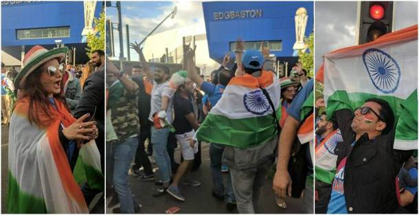 India vs Pakistan, ICC Champions Trophy: Fans enjoy India-Pakistan cricket carnival