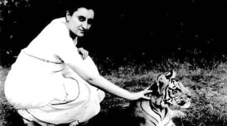Indira Gandhi, Jairam Ramesh, Indira Gandhi a life in nature, Jairam Ramesh book in Indira Gandhi
