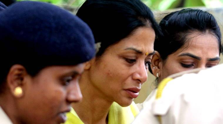 indrani mukherjea, sheena bora murder. byculla jail, shette death, indrani in jail, custodial death, indrani beaten, indian express news, india news
