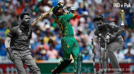 India vs Pakistan Champions Trophy final: On flat track, Pakistan bully India bowlers