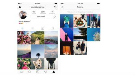 Instagram Archive feature rolled out for Android, iOS users