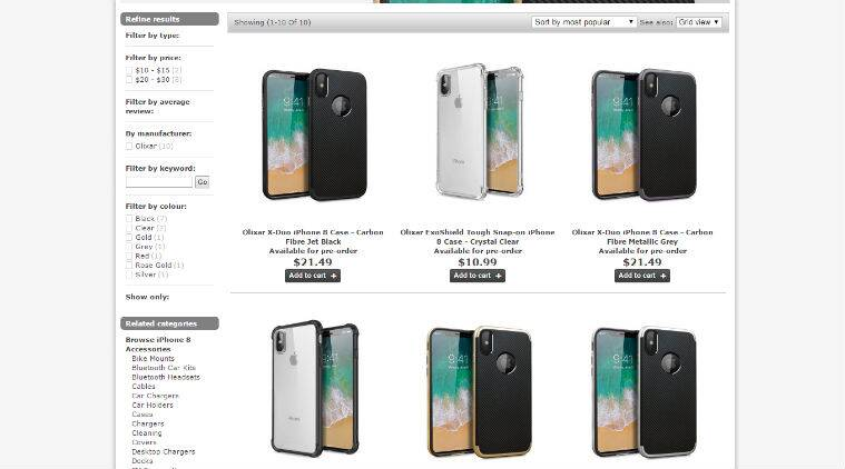 iPhone 8, Apple, Apple iPhone 8, iPhone 8 case, iPhone 8 launch