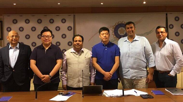 Chinese Mobile Manufacturer Vivo retains IPL title sponsorship for next five years