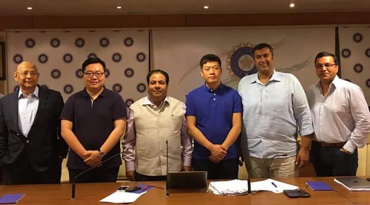 ipl, indian premier league, ipl title sponsorship, vivo ipl, ipl title bids, sports news, cricket news, indian express