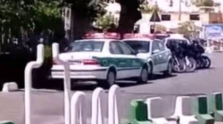 Iran attacks: Watch videos of parliament shooting