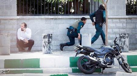 Iran court sentences eight men to death over Islamic Stateattack