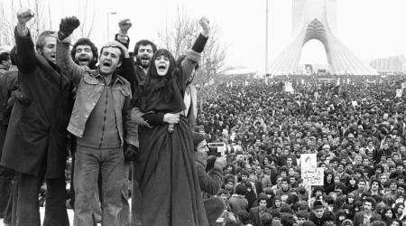 From Iran revolution to parliament attack: A look back at the Islamic Republic's history