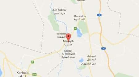 Suicide bomber kills 20 in market south ofBaghdad