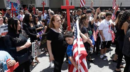 US: Detroit judge halts deportation of Iraqi Christians