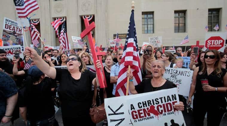 US court, iraqis deportation, michigan, American Civil Liberties Union, US immigration