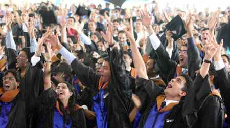 ISB placements 2017: PGP students get 1113 offers, Rs 22 lakh averagesalary