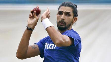 Indian pace bowlers can knock off any team in Champions Trophy: Ishant Sharma