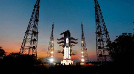 ISRO successfully launches GSLV MK III-D1 rocket carrying the GSAT-19 satellite